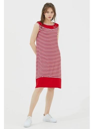 Sementa Elbise Kırmızı